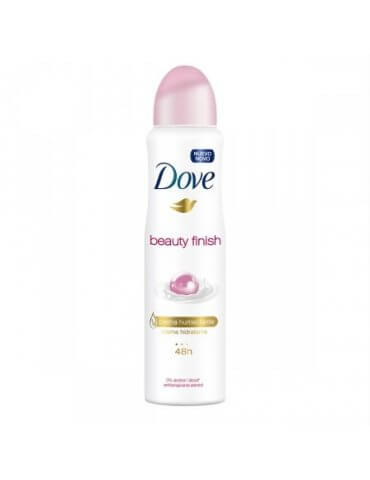 Desodorante Dove Aerosol Beauty Finish 150ml